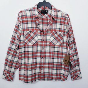 Arbor Highlands Flannel Shirt - Size L - NWT